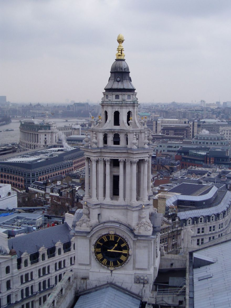 St. Pauls Cathedral, Londen