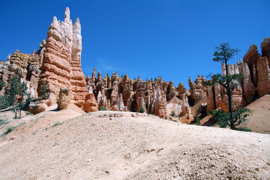 Hoodoo's in Bryce Canyon