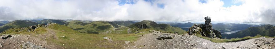 Panorama The Cobbler