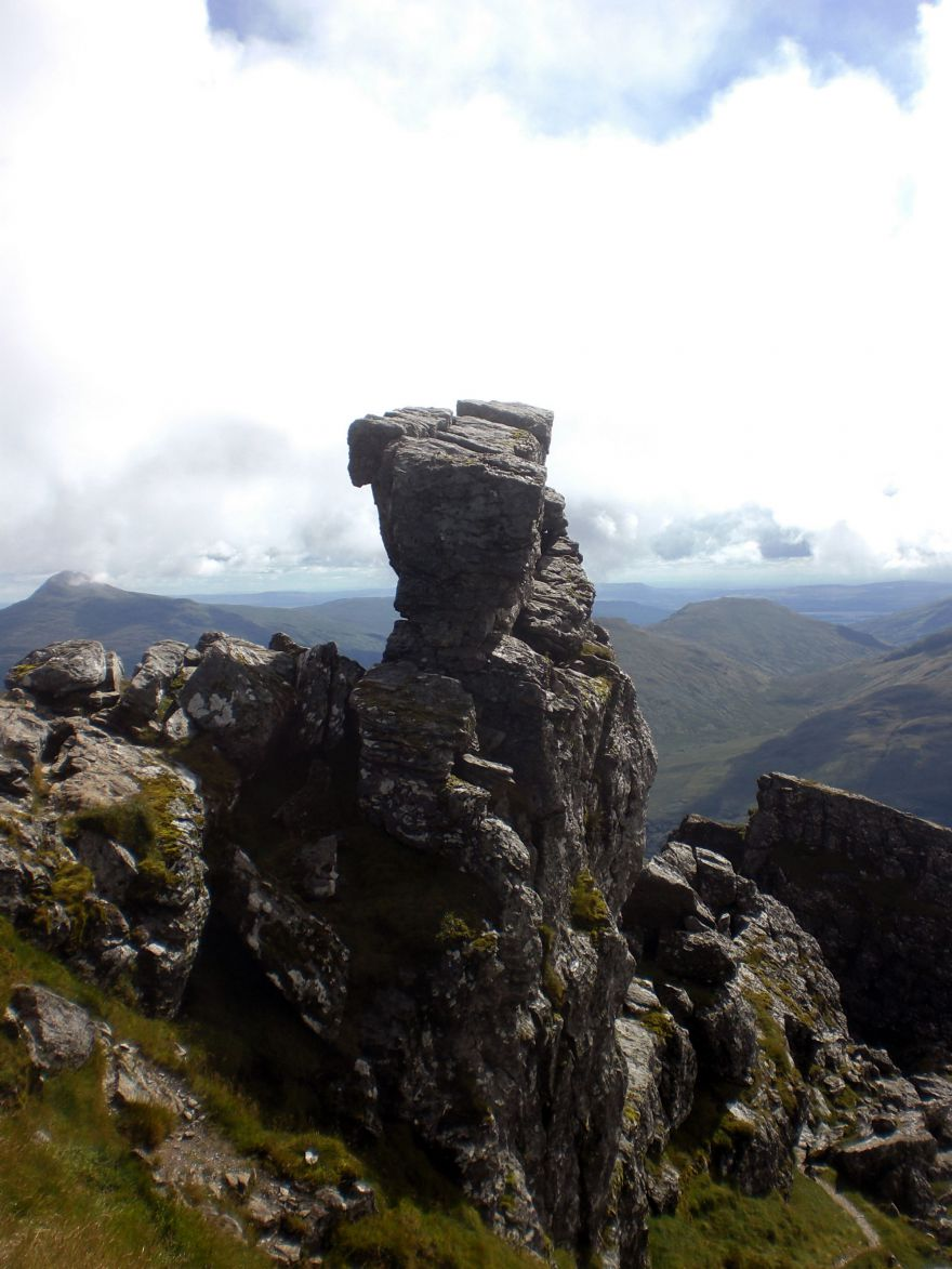 Top of the Cobbler